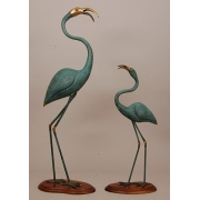 Сувенир фламинго (большой и маленький)