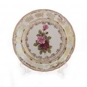Набор тарелок 19 см. 6 шт. «Роза»