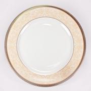 Набор 6 тарелок 27см «Палатин Голд»