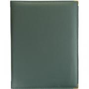 Папка-меню съемные файлы L=32.5, B=25см; зелен.