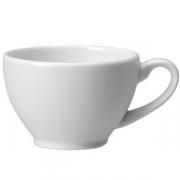 Чашка коф «Монако Вайт«85 мл фарфор