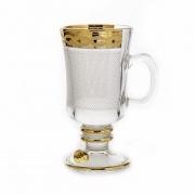 Набор для чая 200 мл.6шт «Декор 6011 - Сетка Королевский»