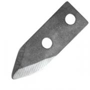 Нож запасн. для открыв.4100409, сталь нерж., L=40,B=16мм, металлич.