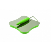 Держатель для бумажных салфеток Legnoart 220 х 220 х 40мм (зеленый)