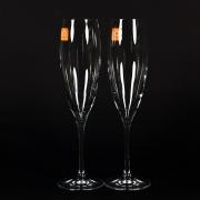 Набор 2 бокала для шампанского 290мл (АКЦИЯ) «Инвино»