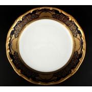 Набор тарелок 19 см. 6 шт. «Симфония Кобальт»