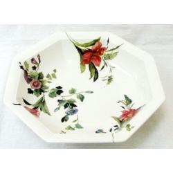 Салатник «Букет цветов»  Объем 1,2 л, диаметр 23 см