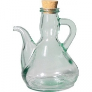 Бутылка для масла стекло; 500мл; прозр.