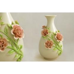Ваза для цветов «Роза» 26 см