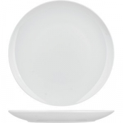 Тарелка без борта «Коллаж» D=260, H=25мм; белый