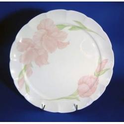 Н 1070011 Ирис ПИНК блюдо круглое 32см (зол.лента)