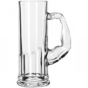 Кружка пивная «Musle Mug» 700мл