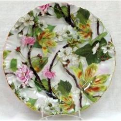 Набор из 6 закусочных тарелок «Ветка сакуры» 20 см