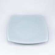 Тарелка квадратная 21.0 см.