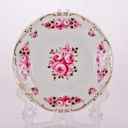 Набор тарелок 17 см. 6 шт. «Роза»