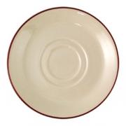 Блюдце «Кларет» d=16.5см фарфор