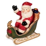 Набор для специй 7,3 см Дед мороз на санях