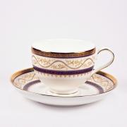 Набор 6 чайных пар 250мл «Британи»