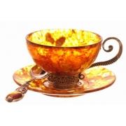 Набор для чая «Антик» 3 персоны (9 предметов)