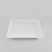 Тарелка квадратная 20 см