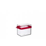 Контейнер для хранения продуктов «Стора» (Stora) Rosti Mepal 15,1 x 9,6 x 10, 5см (0,7л.) (красный)