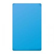 Доска раздел.60*40см голубая, полиэтил.