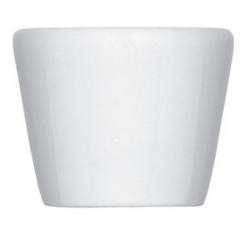 Подставка для яйца «Опшенс», фарфор, белый