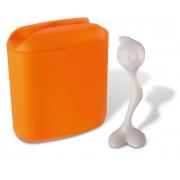 Контейнер для хранения продуктов «Хот Стаф» (HOT STUFF) Koziol 8,5 x 17 x 20см (оранжевый)