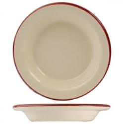Тарелочка для масла «Кларет» 10.25см фарфор