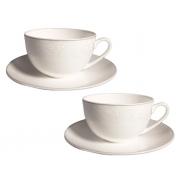 Пара чайная, 2 перс, 4 пр, Жемчужина