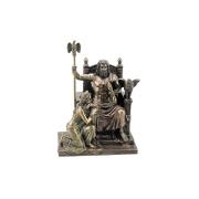 Статуэтка Зевс и Гера на троне
