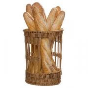 Корзина для хлеба, полипроп., D=28/30,H=38см