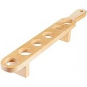 Доска на 6 стопок «Board stack» клен H=60, L=500, B=60мм