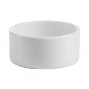 Соусник «Пьюрити», фарфор, 60мл, D=65,H=30мм, белый