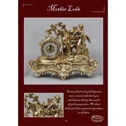 Часы «Золотоискатель» золото 33х44 см.