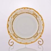 Набор тарелок 17 см. 6 шт. «Симфония Золотая»