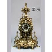 Часы QUEVEDO золотой 54х32см