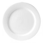 Тарелка мелк «Монако Вайт«d=15.75см фарф