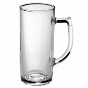 Кружка пивная «Минден», стекло, 620мл, D=80/75,H=185,B=125мм, прозр.