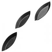 Форма для выпечки [3шт]; сталь; D=6см