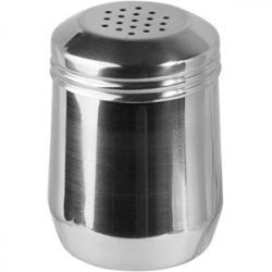 Банка для хранения соли 130г нерж. сталь