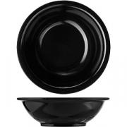 Салатник D=11.5см; черный