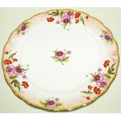 набор из 6 обеденных тарелок «Виолетта» 25 см