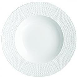 Тарелка «Сатиник» d=21см фарфор