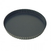 Форма конд.рифл., сталь,антиприг.покр., D=180,H=25мм