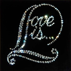 Love is…, 20Х20 см, 264 кристалла