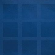 Скатерть жаккардовая василек, полиэстер,хлопок, L=155,B=210см, синий