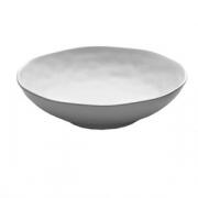 Салатник «Зен», пластик, 950мл, D=31.4см, белый