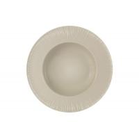 Тарелка суповая (карамель) без инд.упаковки
