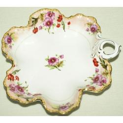Блюдо-листок «Виолетта» 18,5 см